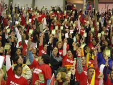 Participação na Assembleia Geral do CPERS